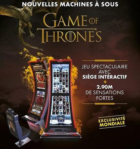 Machine à sous Game of Thrones