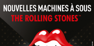 Machines à sous The Rolling Stones