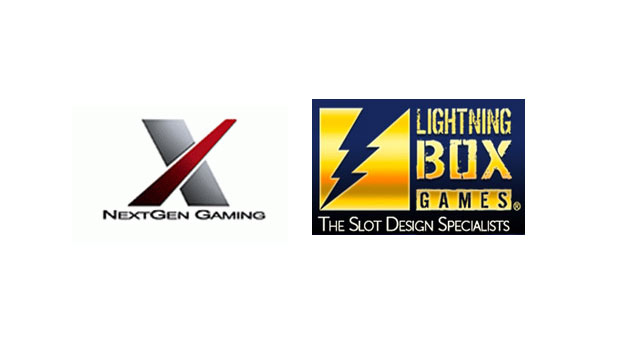 NextGen Gaming et Lightning Box games