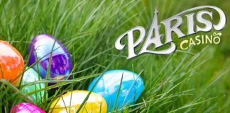 Promotion Easter Egg Hunt de Paris Casino