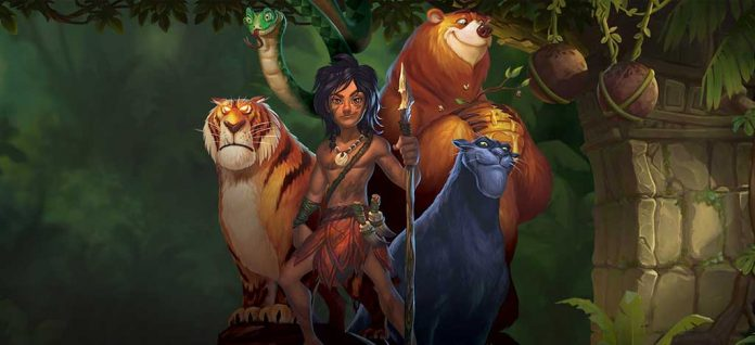 Jungle Books d'Yggdrasil Gaming