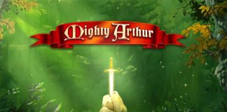 MIghty Arthur de Quickspin