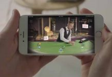 NetEnt Mobile Standard Blackjack