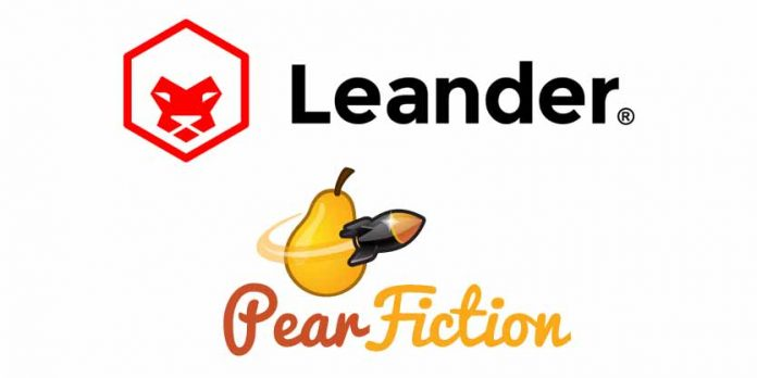 PearFiction Studios et Leander Games