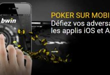 Bwin Poker sur mobile